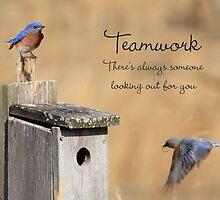 Team Work by Sharon Batdorf