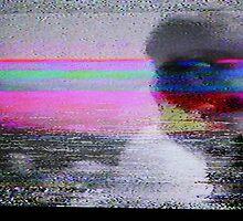 Glitch art - analogue video degeneration by tpilcher