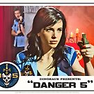 """Danger 5 Lobby Card #10 - """"Seed of the Fatherland"""" by Danger Store"""