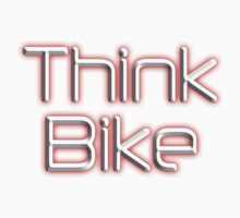 BIKE, BICYCLE; MOTORBIKE; Think Bike - red by TOM HILL - Designer