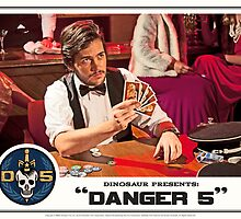 "Danger 5 Lobby Card #12 - ""Hein's wife"" by Danger Store"