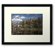 Durham Castle Framed Print