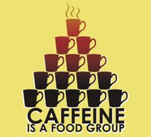 Caffeine is a Food Group! by ezcreative