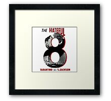 The Hateful Eight The Movie  Framed Print