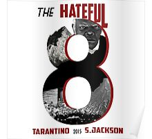 The Hateful Eight The Movie  Poster