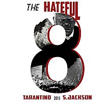 The Hateful Eight The Movie  Photographic Print