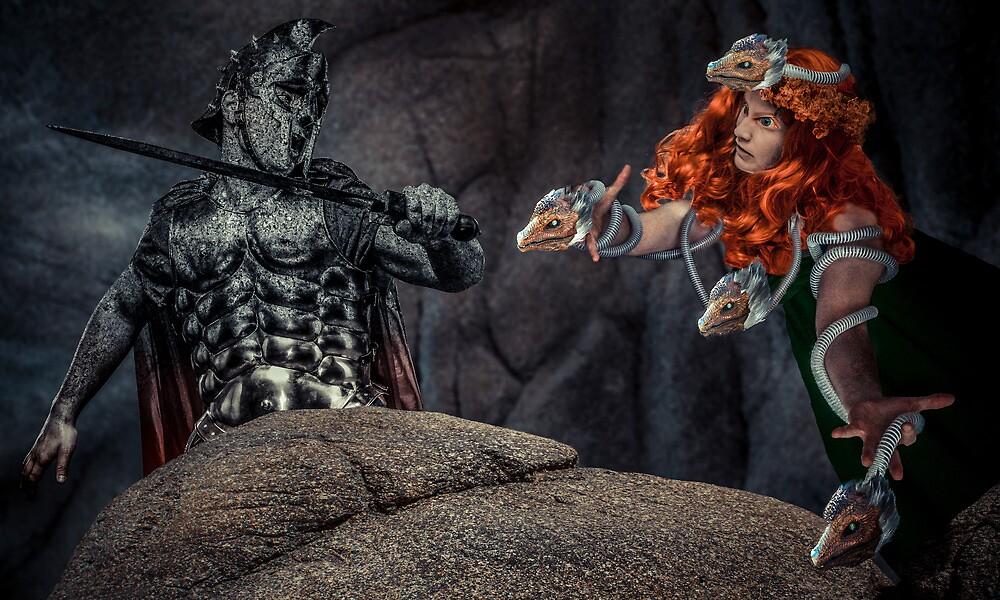 Medusa's Revenge by Randy Turnbow
