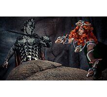 Medusa's Revenge Photographic Print