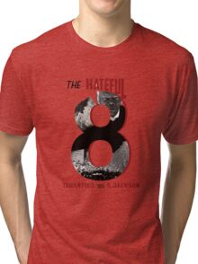 The Hateful Eight The Movie  Tri-blend T-Shirt