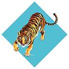Tiger by akensnest