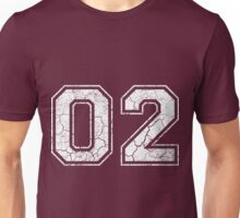 02 - the Numbers Unisex T-Shirt