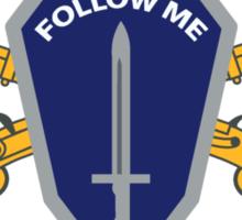 Fort Benning Sticker