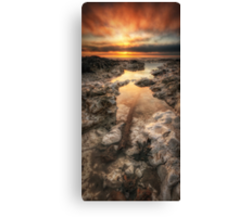 Pipe Canvas Print