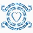 Mim Herzn in Bayern – indn USA dahoam by MrFaulbaum
