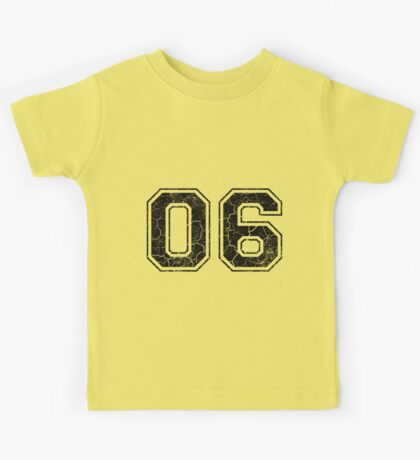 06 - the Number Kids Tee