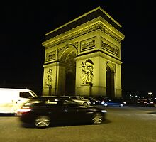 Arch de Triomph. by ChloeLouise