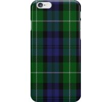 01884 Campbell of Argyll (Smith) Clan/Family Tartan Fabric Print Iphone Case iPhone Case/Skin