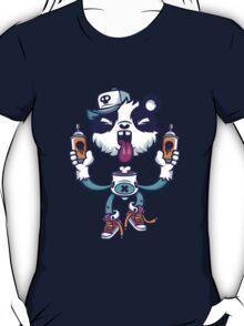 Graffiti Panda BRIGHT. T-Shirt