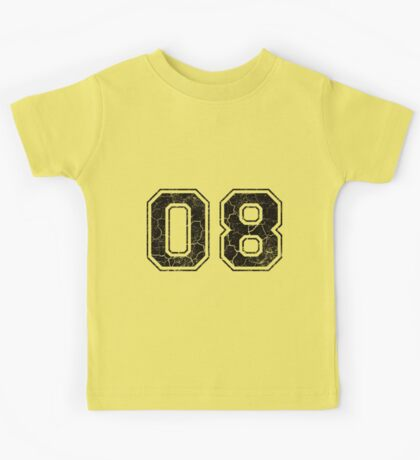 08 - the Number Kids Tee