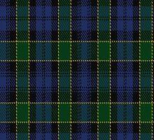 01883 Campbell of Breadalbane Clan/Family Tartan Fabric Print Iphone Case by Detnecs2013