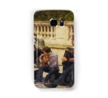 Music, The Universal Language Samsung Galaxy Case/Skin