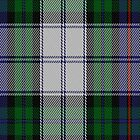 01879 Campbell of Cawdor Dress Clan/Family Tartan Fabric Print Iphone Case by Detnecs2013