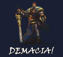 Demacia! by ITAMarcomerda