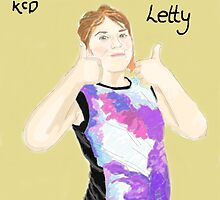 Thumbs up for Letty by Kyleacharisse