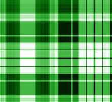 The Plaid Background - Green by LividRhythm