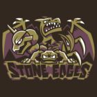 Team Rock Type - Stone Edges by Kari Fry