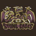 Team Rock Type - Stone Edges by Kari Fry