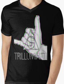 Trilluminati Mens V-Neck T-Shirt