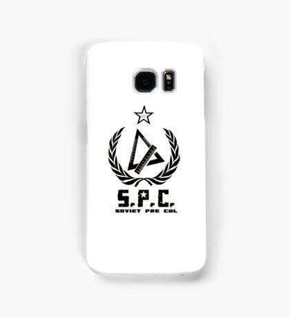 Soviet Pre Cal BW Samsung Galaxy Case/Skin