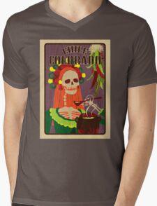 CHILE COLORADO Mens V-Neck T-Shirt