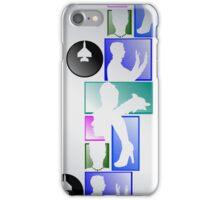 Title Archer (striped) iPhone Case/Skin