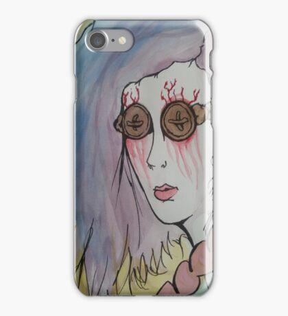 Meatball Machine iPhone Case/Skin