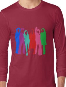 The Women of Doctor Who Long Sleeve T-Shirt