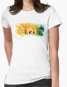 Come along, Ponds! Womens Fitted T-Shirt
