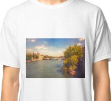 The River Seine Classic T-Shirt