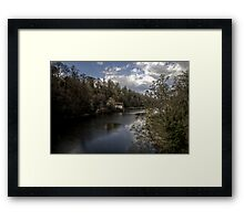 Wear View Framed Print