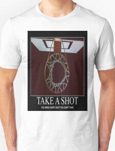 Take A Shot Unisex T-Shirt