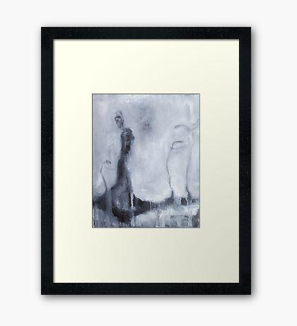 Nocturn 37: Seven o' Clock Framed Print