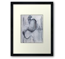 Nocturn 31: Jester, the Joker Framed Print