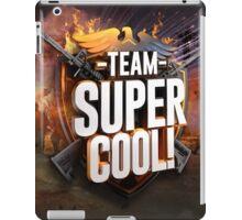 Team Super Cool iPad Case/Skin