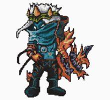 Varus The Pixel Sniper by Pixel-League