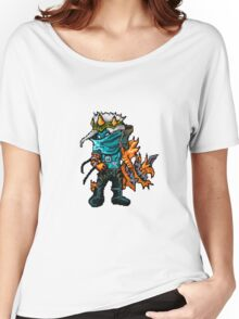 Varus The Pixel Sniper Women's Relaxed Fit T-Shirt