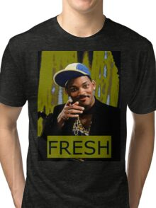 FRESH PRINCE Tri-blend T-Shirt