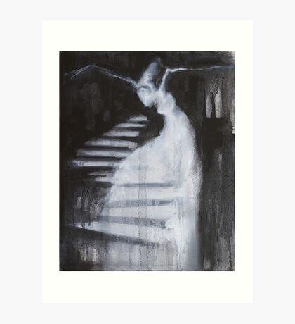 Nocturn 23: Laura Art Print