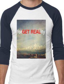 forGET REALity Men's Baseball ¾ T-Shirt