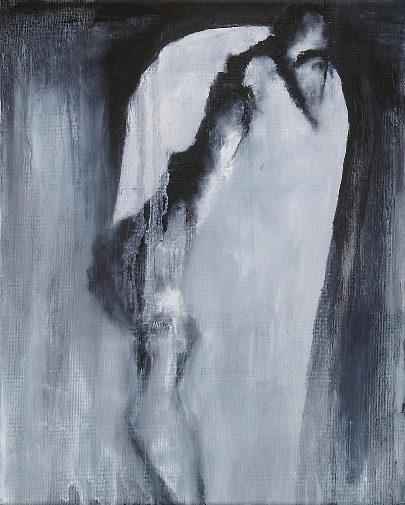 Nocturn 17: Kludde, the Pesterer by jazochromatic